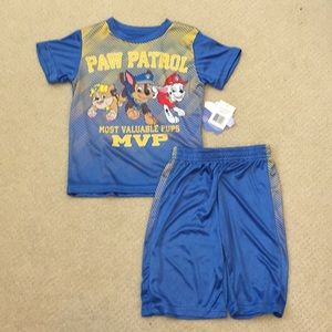⭐️NWT⭐️ Paw Patrol Gym Suit